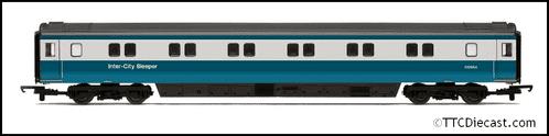 HORNBY R40038 BR, Mk3 Sleeper Coach, E10654 - Era 7